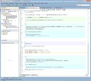 ProwlProcessor - main method