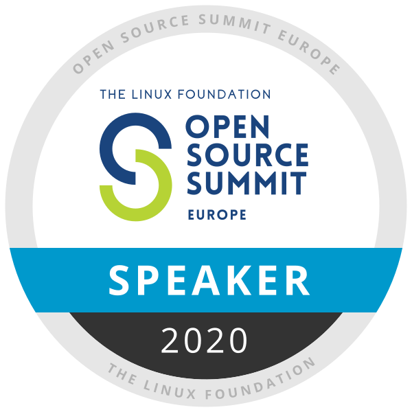 Open Source Summit Speaker